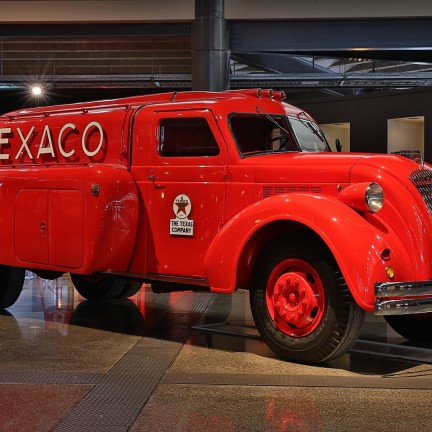 Texaco Tanker James Jubb 1